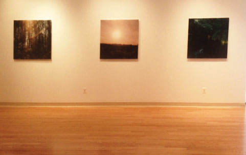 Julio Fine Arts Gallery exhibit: making meaning out of nothing
