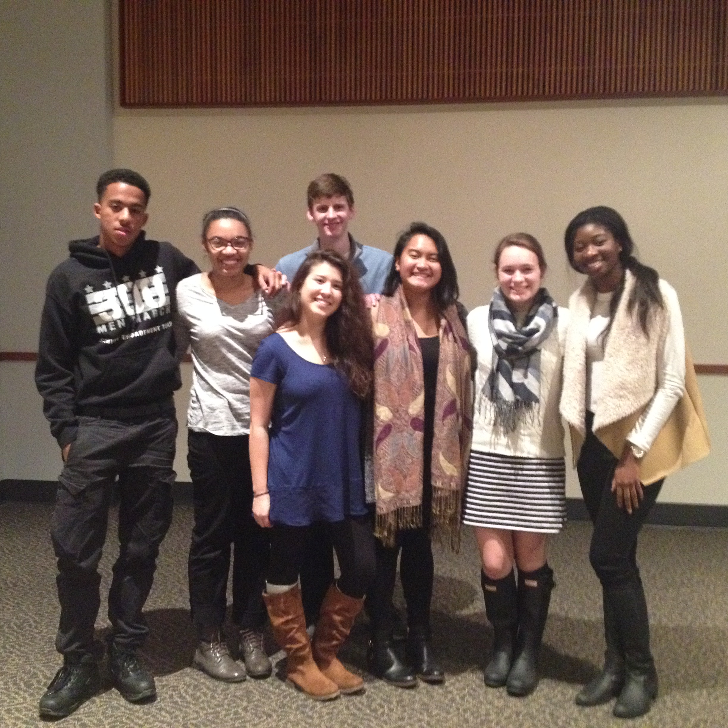 """InterVarsity's """"Race Matters"""" Panel Asks Students to Explore Their Ethnicity and Spirituality"""