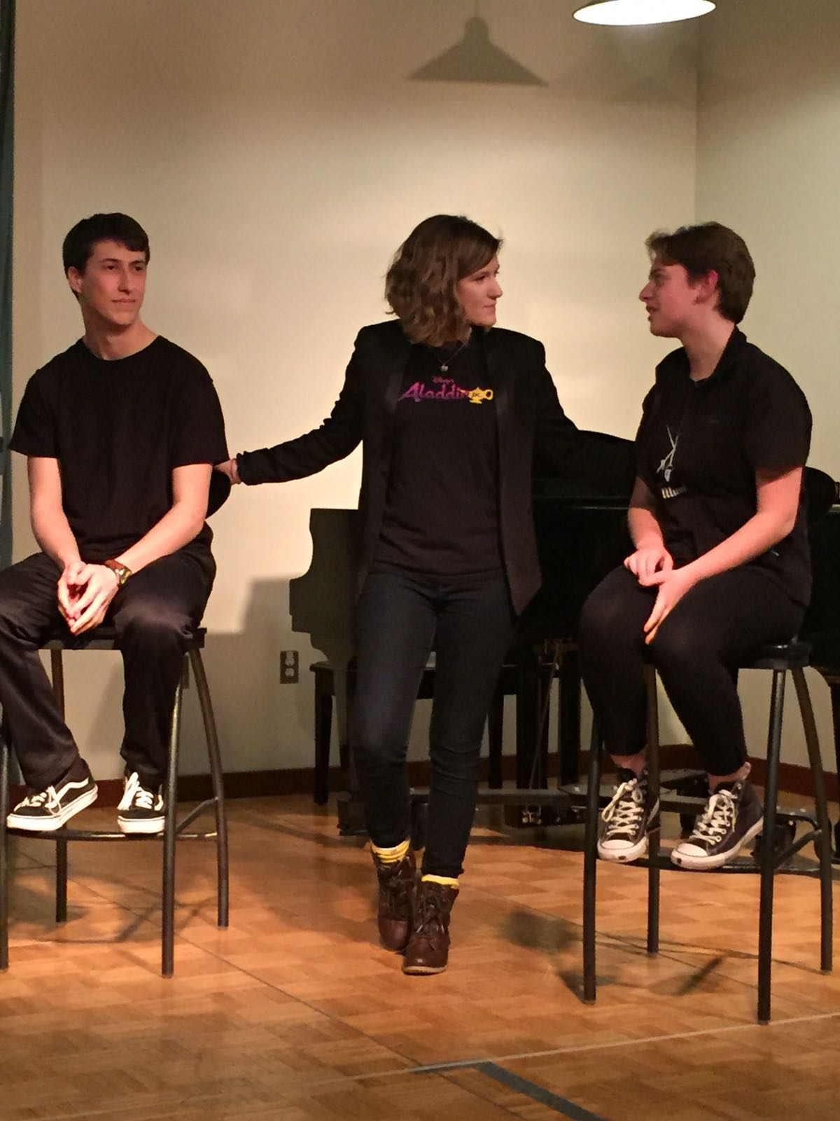 'The Nevergreens' brings the laughs at spring comedy show