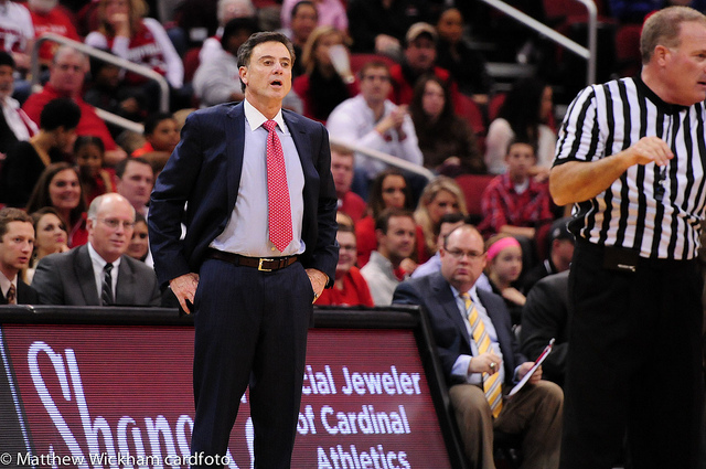 Two UofL basketball coaching staff members placed on administrative leave