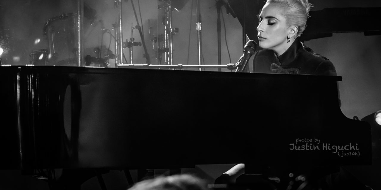 Lady Gaga Is Feeling Better & Back in the Recording Studio!
