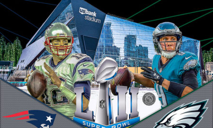 Pats, Eagles to face off in nail-biting Super Bowl LII