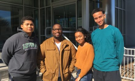 Greyhounds on the Go intends to inspire college attendance in Baltimore students