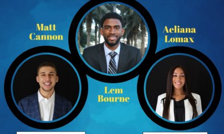 Get to know Student Body President Candidates: Lemuel Bourne