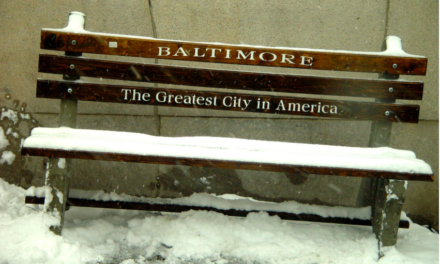 "Let's Make the ""Greatest City in America Benches"" Less Satirical"