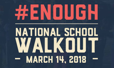 WALKOUT ON THE QUAD: 3/14