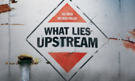 "Students reflect on documentary ""What Lies Upstream"" about West Virginia chemical spill"