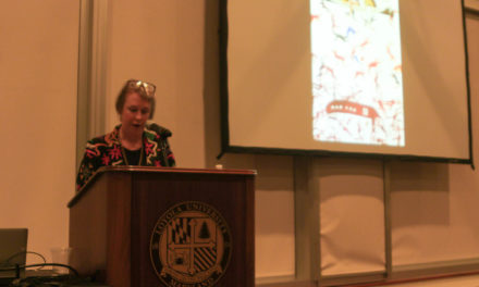 Lyrical poet A.E. Stallings delivers lecture on Europe's refugee crisis