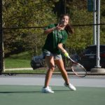 Loyola men's and women's tennis teams conquer the Howard Bison