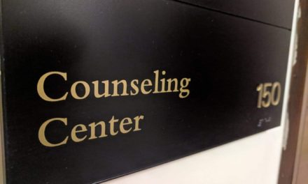 Students share experiences with the Counseling Center