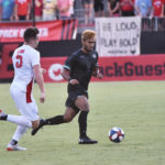 Men's Soccer Captures First Win of the Season in Home Opener vs. Princeton